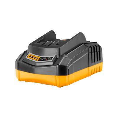 Cargador de baterías Ingco 0368 20V 2Ah