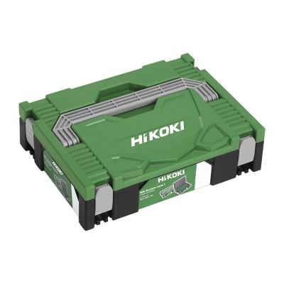 Hikoki 402538 Maletín apilable con separadores Stackable I