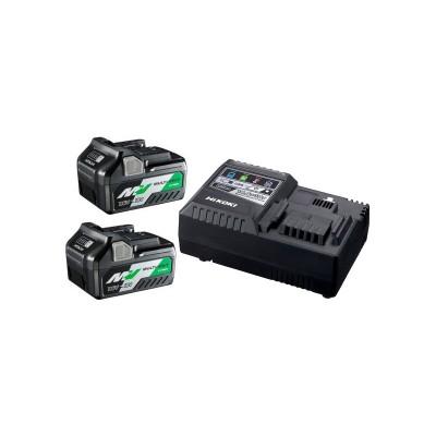Hikoki UC18YSL3WE Pack 2 Baterías y Cargador