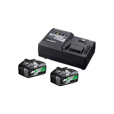 Hikoki UC18YSL3WF Pack 2 Baterías y Cargador