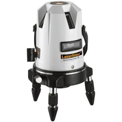 Laserliner AutoCross-Laser 3C Pro Láser 3 líneas cruzadas 031.212L