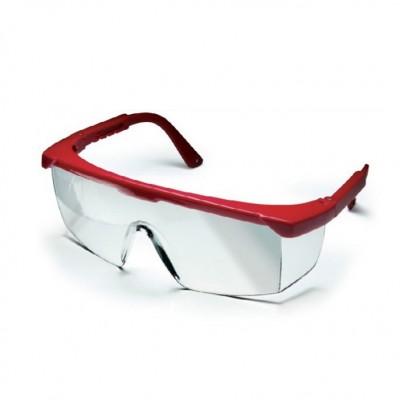 Gafas de seguridad justables de policarbonato