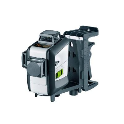 Laserliner SuperPlane-Laser 3G Pro Láser 3D 3 círculos 360º verdes 036.650L