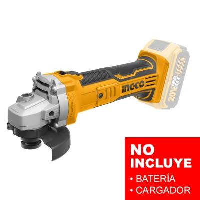 Ingco 0417 Miniamoladora batería 20V LI-ION