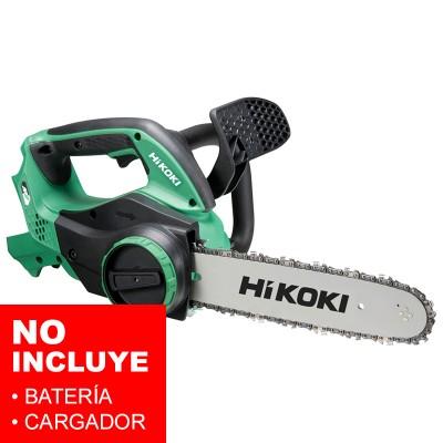 Hikoki CS3630DAW4 Motosierra batería litio MultiVolt