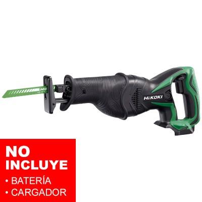 Hikoki CR18DSLW4 Sierra sable a batería