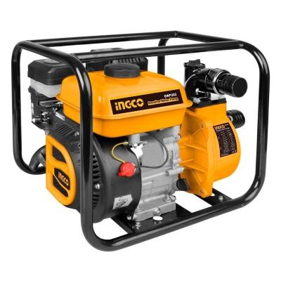 """Ingco 0042 Motobomba agua gasolina 7HP 2"""""""