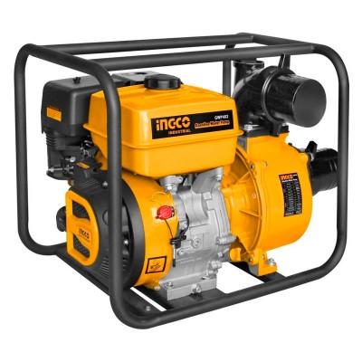 "Ingco 0044 Motobomba gasolina 9HP 4"""