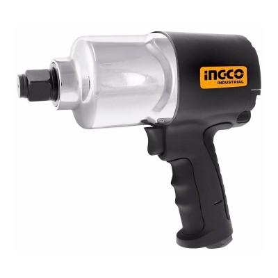 "Ingco 0195 Pistola de impacto 3/4"""