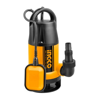 Ingco 0209 Bomba sumergible de aguas negras 750W
