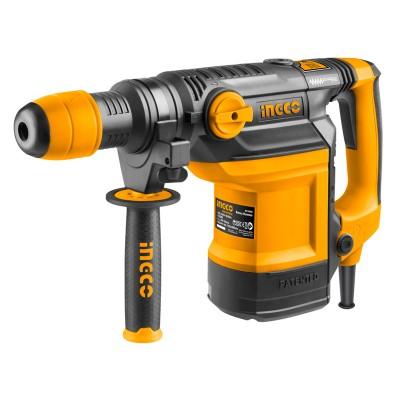 Ingco 0276 Martillo combinado SDS-Max 1.200W